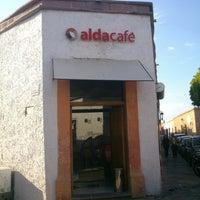 Photo taken at Alda Café by Kobi O. on 3/16/2013