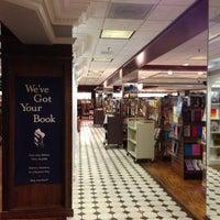 Photo taken at Barnes & Noble by Sasha M. on 1/7/2013