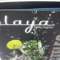 Photo taken at Playa club Nigran by Gorka D. on 7/20/2013