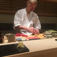 Photo taken at Sushi Tokami by Mark L. on 12/28/2016