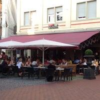 Photo taken at Café Extrablatt by Jens S. on 8/3/2013