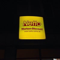 Photo taken at Netto Marken-Discount by Jens S. on 10/31/2013