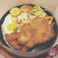 Photo taken at Café de Itamomo 意樂 by u.point on 1/12/2014