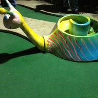 Photo prise au Magic Carpet Golf par John P. le11/17/2012