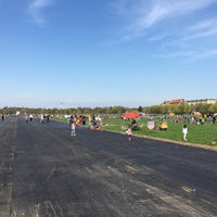 Das Foto wurde bei Tempelhofer Feld von Анита am 4/15/2018 aufgenommen