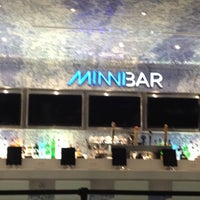 Photo taken at Minnibar by Mike K. on 10/25/2012
