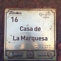 Photo taken at La Casa De La Marquesa by 🔱Carlos M. on 1/25/2013