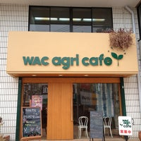 Photo taken at WAC アグリカフェ by KNO3 :D on 3/27/2013