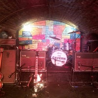 Photo taken at The Cavern Club by Rafa F. on 2/15/2013
