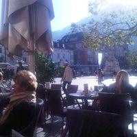 Photo taken at Café Città by Flavio R. on 10/24/2012