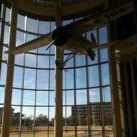 Photo taken at Oklahoma History Center by Hannah B. on 11/21/2012
