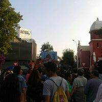 Photo taken at Estación Yungay by Paula B. on 1/19/2013