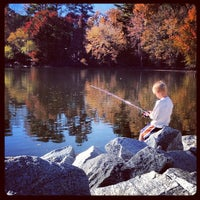 Photo taken at Little Mulberry Park by Mary F. on 11/10/2012