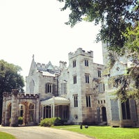 Photo taken at Lyndhurst by Mary F. on 7/17/2013