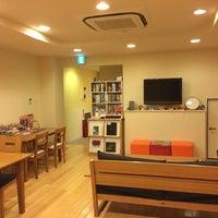Photo taken at K's house Hiroshima by Erika L. on 4/19/2014