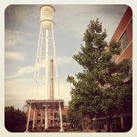Photo taken at American Tobacco Campus by Tim Y. on 9/28/2012