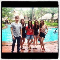 Photo taken at Anantara Hua Hin Resort and Spa by Piya U. on 10/14/2012