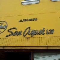 Photo taken at Juguería San Agustín by William R. on 11/4/2012