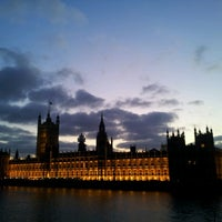 Photo taken at London by Frederic B. on 2/20/2013