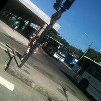 Photo taken at Terminal Rodoviário de Campo Grande by Arthur L. on 10/16/2012