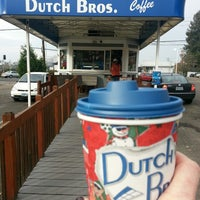 Photo taken at Dutch Bros. Coffee by Marcie R. on 11/19/2014