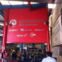 Photo taken at Carpenter by Inferno G. on 2/14/2014