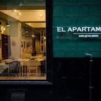 Photo taken at El Apartamento by Paco R. on 6/21/2013