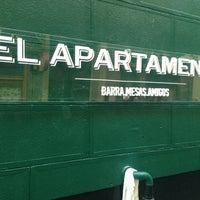 Foto tomada en El Apartamento por Paco R. el 6/5/2013