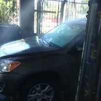 Photo taken at San Marcos Hand Car Wash by José Adrián M. on 8/4/2013