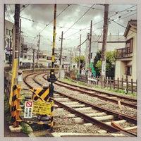 Photo taken at Keio Shimo-takaido Station (KO07) by Takahiro Y. on 4/6/2013