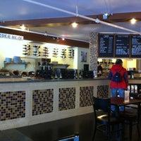 Photo taken at M Cafe by Erick B. on 3/30/2013