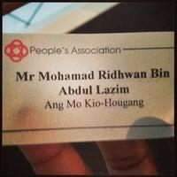 Photo taken at The Pod @ NLB by Ridhwan L. on 5/31/2013