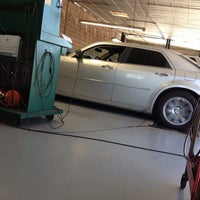 Photo taken at Will's Automotive by Kelli N. on 1/17/2014