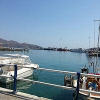 Photo taken at Port Of Crete by Nadezhda B. on 5/2/2013