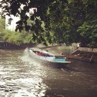 Photo taken at Phan Fa Lilat Bridge by Stephen L. on 6/13/2013
