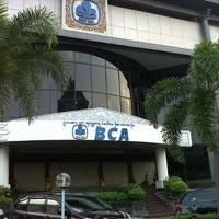 Photo taken at Bank BCA by Restu N. on 3/21/2013