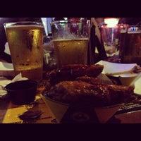 Photo taken at Buffalo Wild Wings by German N. on 10/24/2012