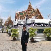 Foto tirada no(a) Dusit Maha Prasat Throne Hall por MC Maew San em 5/7/2017