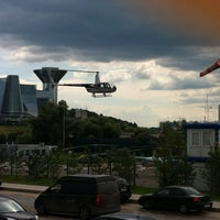 Photo taken at HeliExpress by Гриня С. on 7/25/2013