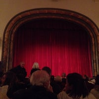 Photo taken at Irvington Town Hall Theater by Takanori M. on 11/9/2014
