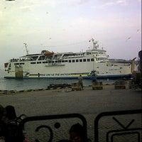 Photo taken at Pelabuhan Bakauheni by dewi n. on 1/18/2013