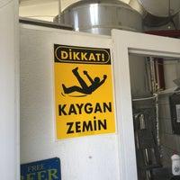 4/26/2016 tarihinde Iakovos A.ziyaretçi tarafından Gara Guzu Brewery'de çekilen fotoğraf