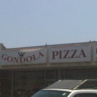 Photo taken at Gondola Pizza by Monica A. on 8/4/2013