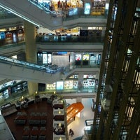 Photo taken at New World City by Lars E. on 10/24/2012
