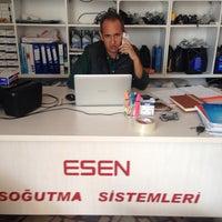 Photo taken at Esen Soğutma by Bülent E. on 9/21/2013