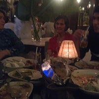 Photo taken at Restoran Sawadee 88 (Thai) by Megan W. on 12/25/2013