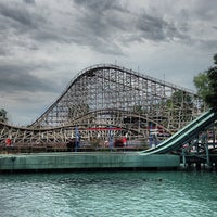 Photo taken at Six Flags St Louis by Fletch on 7/21/2013