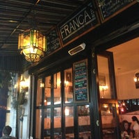Photo taken at Franca Bistro by Ramón P. on 8/29/2013