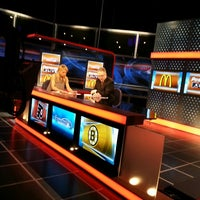 Photo taken at Comcast SportsNet by Mark L. on 3/9/2013