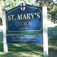 Photo taken at Les Petits Cherubs-Cathedral Campus by Mark L. on 9/17/2013